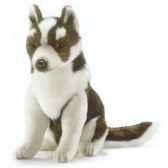 peluche chien de traineau bebe animaux 5269