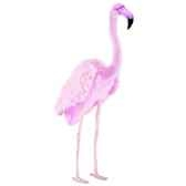 peluche flamant rose animaux 4777