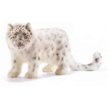 Peluche Léopard des neiges - Animaux 4272