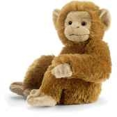 peluche monky animaux 7011
