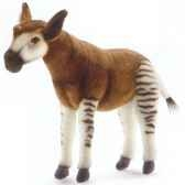 peluche okapi animaux 3829