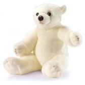 peluche ourson flocon animaux 1810