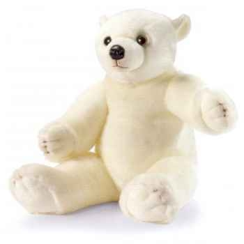 Peluche Ourson Flocon - Animaux 1810