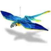 peluche ara bleu en voanimaux 3459