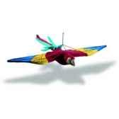 peluche ara rouge en voanimaux 3460