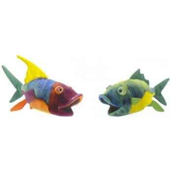 Peluche Poisson (2 couleurs assort) Anima -2971