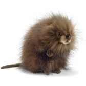 peluche rat musque animaux 5201