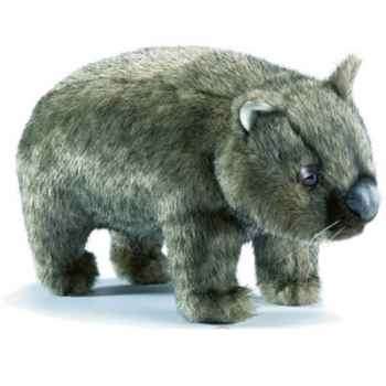 Peluche Wombat gris - Animaux 3248