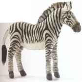 peluche zebre de grevy animaux 5153