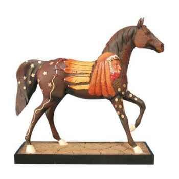 Figurine Cheval Dreamwalker Painted Ponies -PO12263
