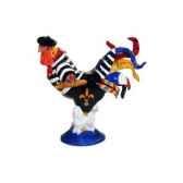 figurine coq paris poultry in motion pm16723