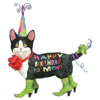 Figurine Kitty Anniversaire -HB16908