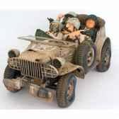 figurine patrouille militaire forchino fo85056