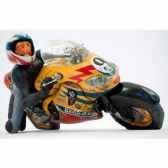 figurine speedy motard forchino fo85057