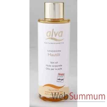 Huile corporelle Alva® -V7213