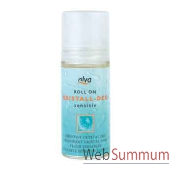 Roll'on Sensitiv cristal amonium Alva® -V2180