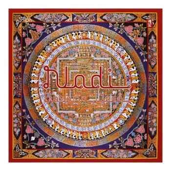 CD musique asiatique, Nadi  - PMR038