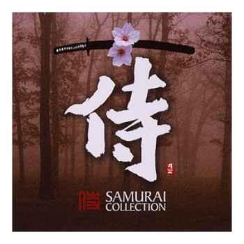 CD musique asiatique, Samurai Collection - PMR049