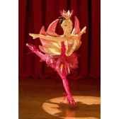 marionnette personnage ballerine oiseau de feu 2440