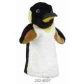 marionnette pingouin 27 cm ramat 2028097