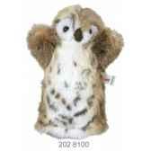 marionnette chouette 27 cm ramat 2028100