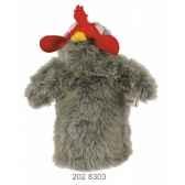 marionnette poule 27 cm ramat 2028303