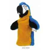 marionnette perroquet 27 cm ramat 2028493