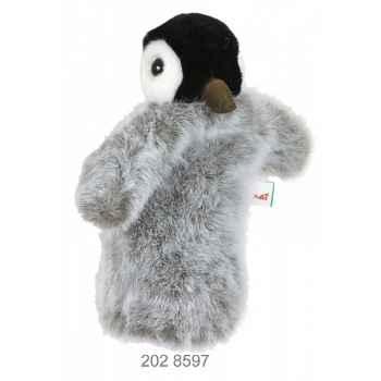 Marionnette bébé pingouin 27 cm Ramat -2028597