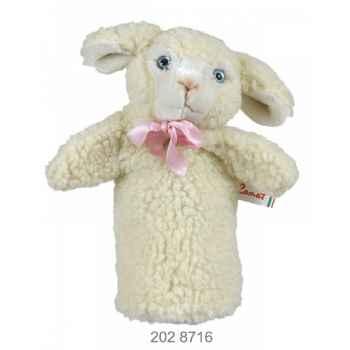 Marionnette agneau 27 cm Ramat -2028716