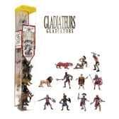 figurine tubo les gladiateurs 11 figurines 70362
