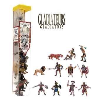 Figurine tubo les gladiateurs 11 Figurines-70362