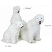 ours blanc debout 210 cm ramat 4133534 r