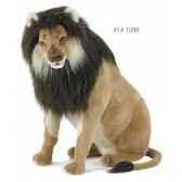 lion assis 110 cm ramat 4141088