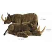 rhinoceros debout 90x170 cm ramat 4172662