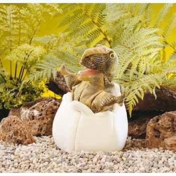 Marionnette peluche, Oeuf de dinosaure -2061