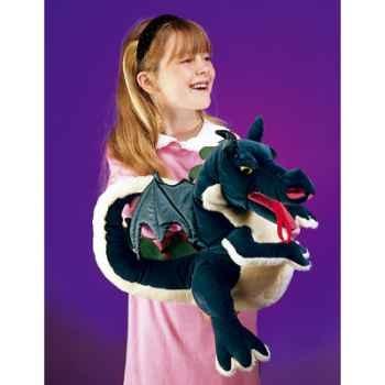 Marionnette peluche, Dragon -2045