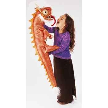 Marionnette peluche, Dragon chinois -2343