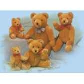 teddy articule poils courts clemens spieltiere 055120125