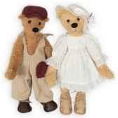 teddy klarchen couleur or clair clemens spieltiere 34062033