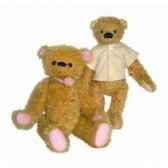 teddy sandy couleur or clemens spieltiere 52011030