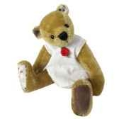teddy margarete couleur or clemens spieltiere 52030027