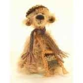 teddy antonie bicolore couleur or clemens spieltiere 55006018