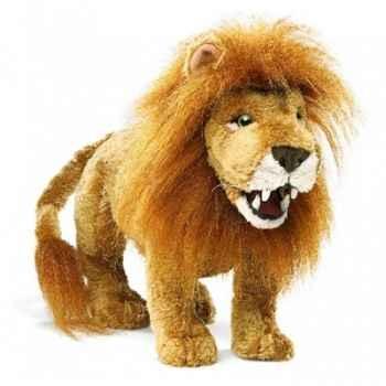 Marionnette peluche, petit lion -2805
