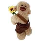 teddy alfons beige fonce clemens spieltiere 55054023