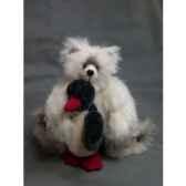 pingouin poldi noir et blanc clemens spieltiere 60019010