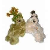 teddy rich beige et couleur or clemens spieltiere 60023028