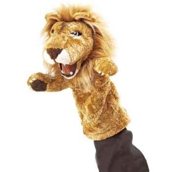 Marionnette peluche, Lion pour théatre de marionettes -2562