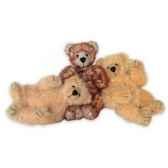 teddy knubbeorange et couleur or clemens spieltiere 60 041 030