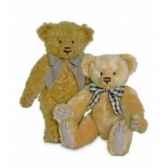 teddy bernd couleur or fonce clemens spieltiere 88 402 028