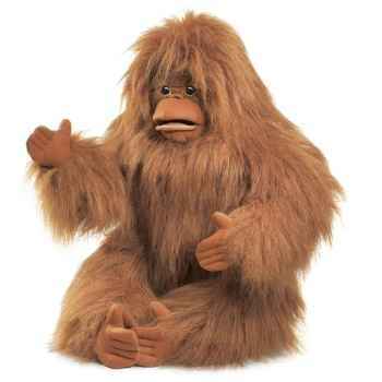 Marionnette peluche, Orang-outang -2270
